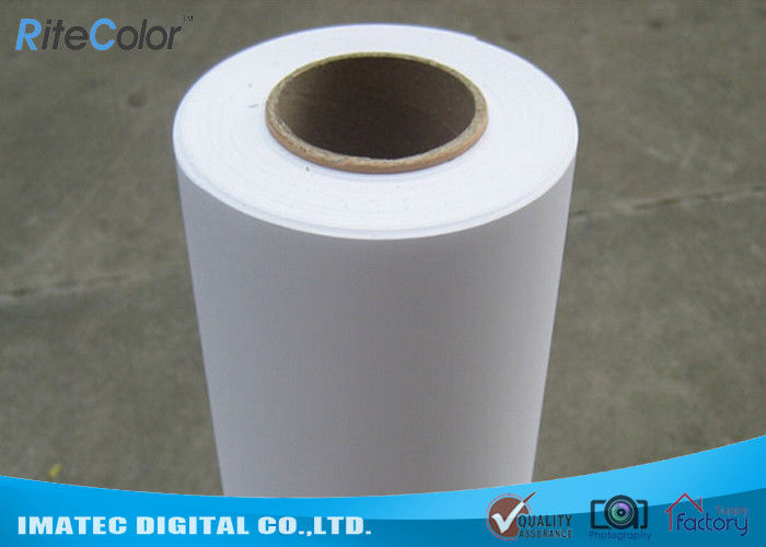 200 Micron Latex Media PP Synthetic Paper / Untearable Polypropylene Paper Roll
