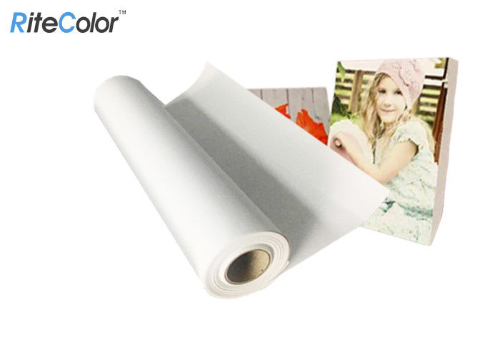 Wholesale Water Resistant Glossy Polyester Canvas Rolls For Art Printing